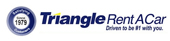 Triangle Rent A Car Logo